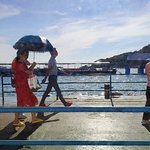 蜈支洲島の写真