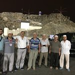 Photo of Mount Arafat