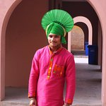 a staff at gobindgarh fort