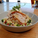Asian Roast Pork Salad.