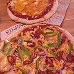 Vege Pizzas