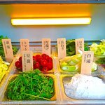 最高でした!!! 絶対にまた来たい所です!!  The store recommended very much! Service good for good meat and vegetabl