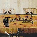 TommyHawks Axe House照片