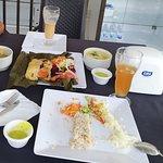 Almuerzo del dia