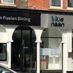 """Blue Naan Indian Fusion Dining now under """"New Management"""". Johnny is back."""
