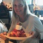 Strawberry Shortcake--Yum!