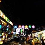羅東夜市照片