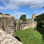 カレイン城とカントリー・パークの写真