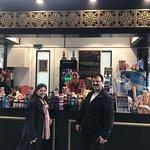 Lovely Jain food i found in London,lovely shakes,lovely host by Mariola,love it😃