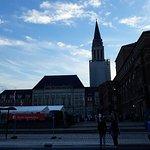 Kiel Rathaus Paternoster Foto