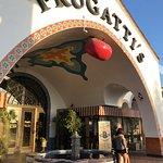 Entrance to Frugatti's