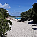 Tamaricciu Beach, Korsika