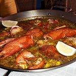 Фотография Playa San Vicente Restaurante