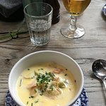 Lunchtime Cullen Skink