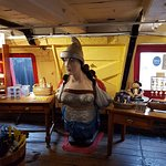 Foto van HMS Unicorn