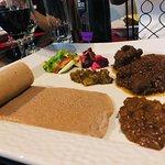 Foto di Simret – The Taste of Ethiopia