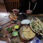 Indian Restaurant Tábor Foto