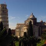 Foto de Passeggiata sulle mura di Pisa