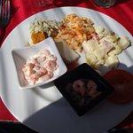 Photo de Le Domaine Alexander-Restaurant La Bohemia