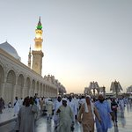 Photo of Al-Masjid an-Nabawi
