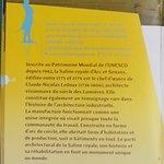 Il fait partie des 13 sites touristiques d'exception selon le guide Franche-Comté Evasion