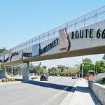 Route 66 at Pacific ElectricTrail