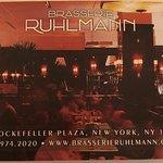 Brasserie Ruhlmann resmi