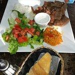 Gyro dish