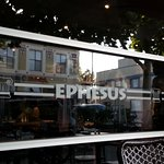 Nice restaurant along Castro Street in Mountain View