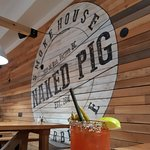 Foto de The Naked Pig Barbeque & Smokehouse