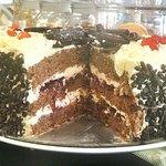 Blackforest cake yum