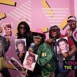 ภาพถ่ายของ Escape the 1980s