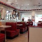 Bild från Ruby's Diner