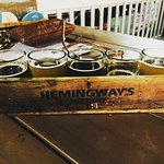 Bilde fra Hemingway's Brewery