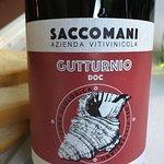 a very good vino frizzante