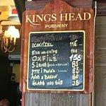 Kings Head Foto