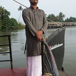 at venice of the east - Alappuzha