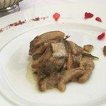 Filettino di Manzo ai Funghi Porcini