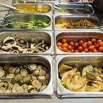 Productos para wok