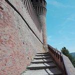 Rocca Manfrediana,veduta.