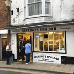 Foto de Marino's Fish Restaurant and Takeaway