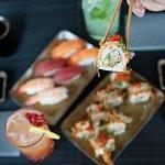 Interieur Club Kaiser Sushi Lounge