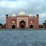 It is Taj Mahal Mosque