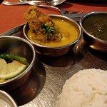 Assamese thali