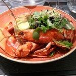 Le homard + frites