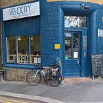 Photo de Velocity Cafe & Bicycle Workshop