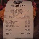 Foto van Batubara -argentinian grillery-