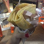 Great crepe