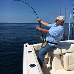 Fishing aboard the Deborah Ann with Capt Larry
