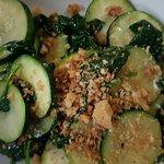 Contorno di Zucchine e Spinaci